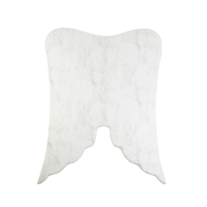 Playmat Wings, White Marble 1